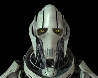 General Grievous render by admeister