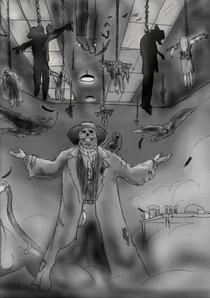 Batman Rogues Gallery: The Scarecrow by Omnipotrent