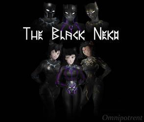 Rwby: The Black Neko by Omnipotrent
