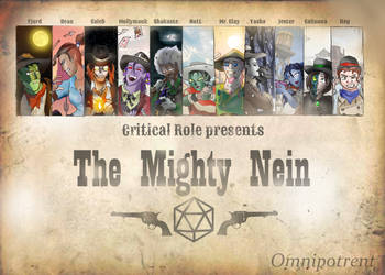 The Mighty Nein Returns by Omnipotrent