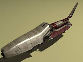 Ka Drone Interceptor Folded by AStepIntoOblivion