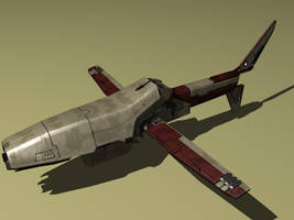 Ka Drone Interceptor Extended by AStepIntoOblivion