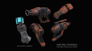 KMD Multiwrench by AStepIntoOblivion