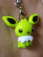 Jolteon Totem Charm by caffwin