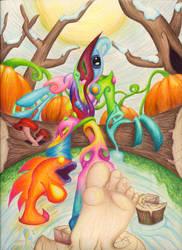 Dragonslayer by l3pr0sy