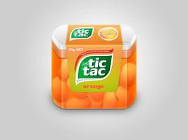 Tic Tac icon by JackieTran