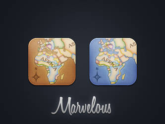 Marvelous Maps by JackieTran