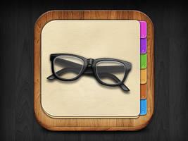iOS App icon by JackieTran