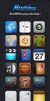 Marvelous HD iOS 5 Theme by JackieTran
