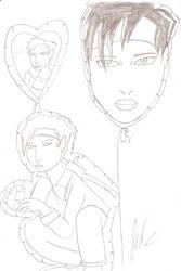 Jade mylar balloons by JimmyTwoTimes2K9
