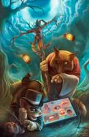 Pinocchio Rewired by Aledin