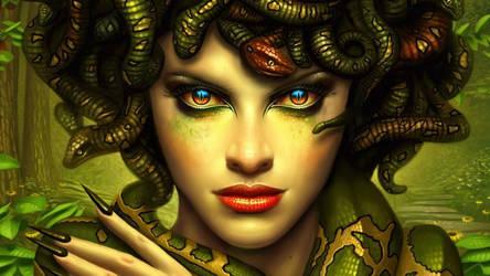 Medusa by Thechickenboss