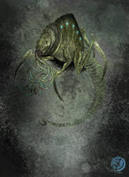 Mindflayer Redux by blackdahlia