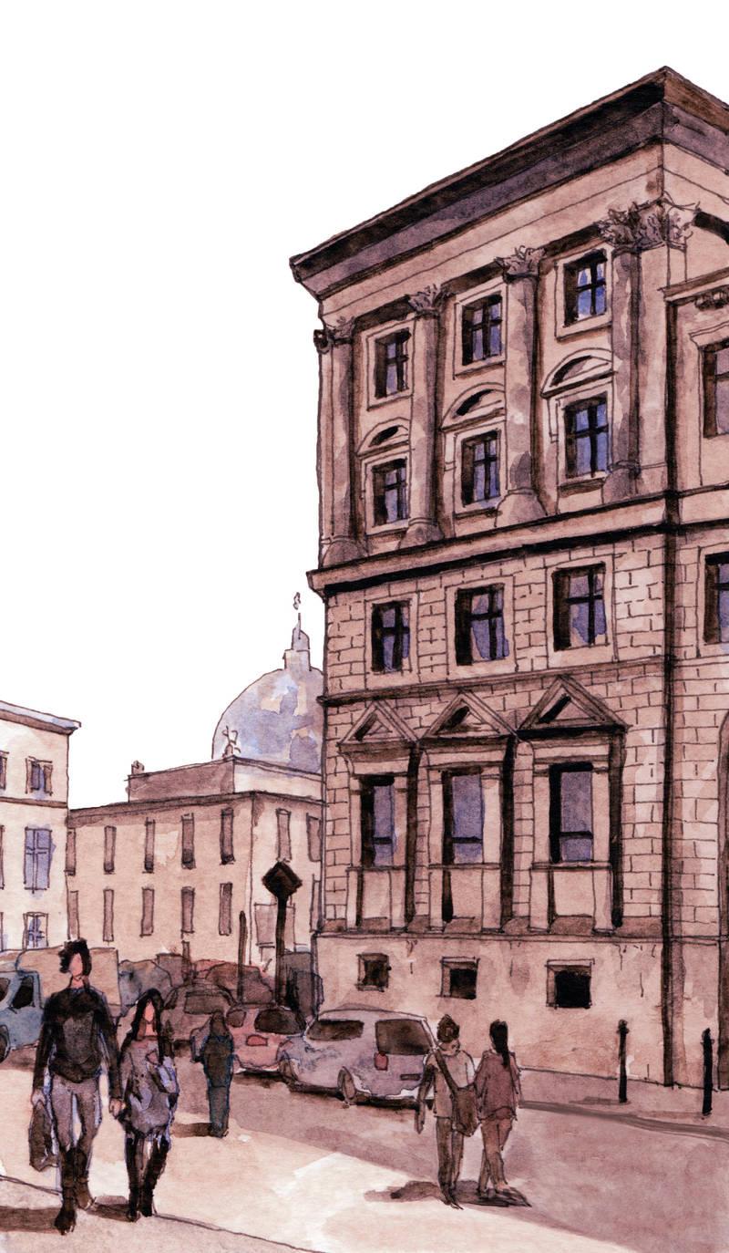 Dorotheenstrasse by Laurlolz