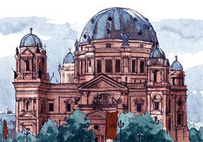 Berliner Dom by Laurlolz