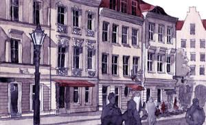 Nikolaiviertel by Laurlolz