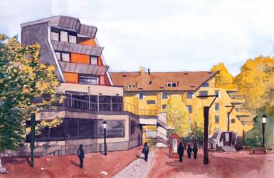Tegeler See II by Laurlolz