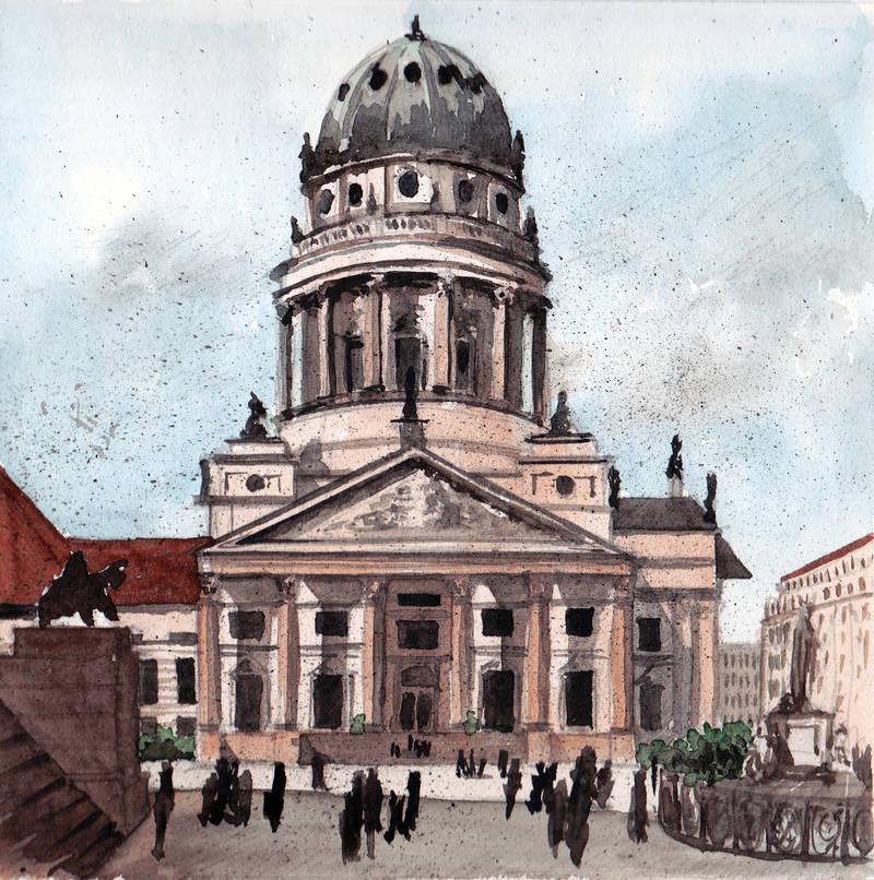 Gendarmenmarkt by Laurlolz