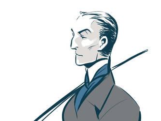 Sherlock Holmes by soypepsi