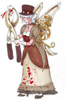 Steampunk Toothfairy by zaionczyk