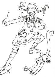 Pippi by zaionczyk