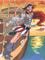 Pirate Me by zaionczyk