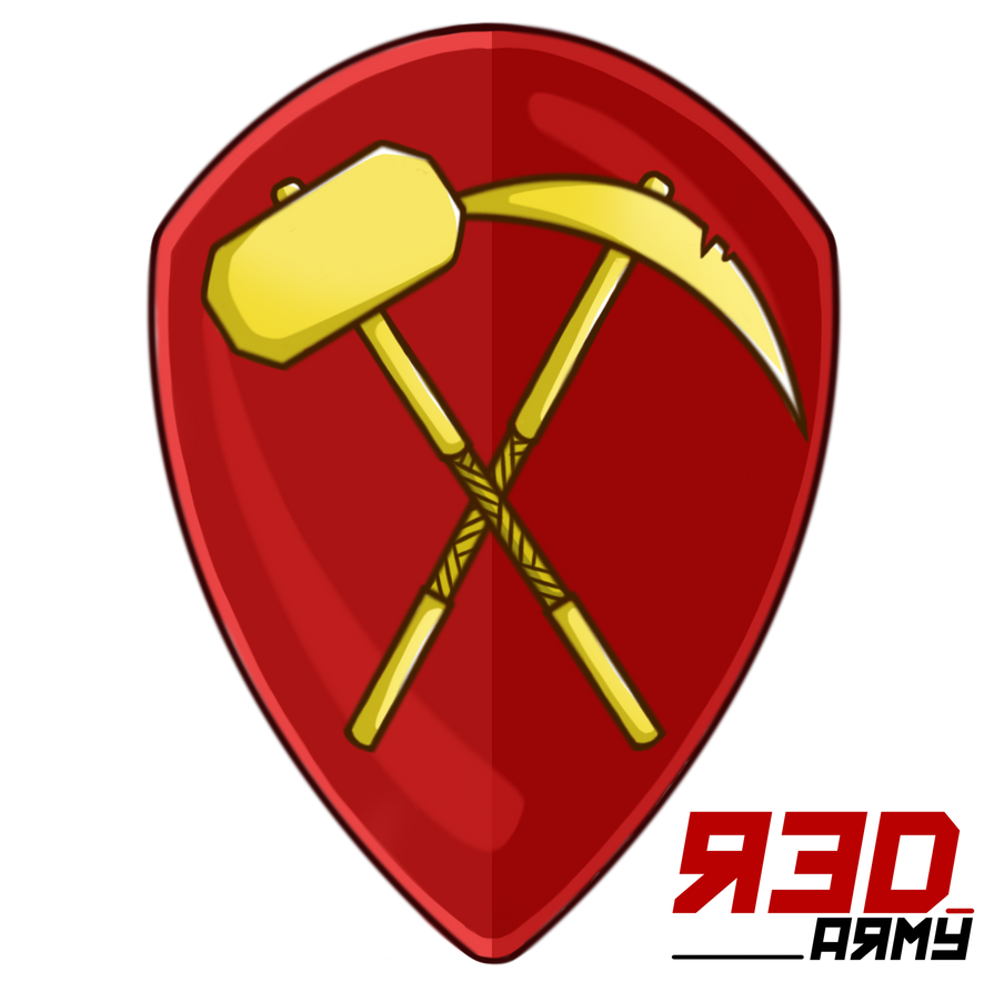 Red Army Logo Guild Archeage By Fluttylicious On Deviantart