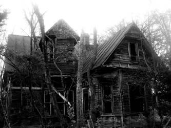Dark House by CyanideAssassin