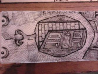 Napkin art 2 by l0tus69