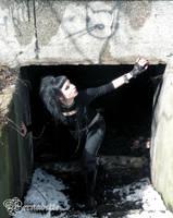 .Dead Kici Zombie. by SokiSpawn