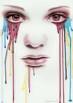 The tears deep in my soul by Rajacenna