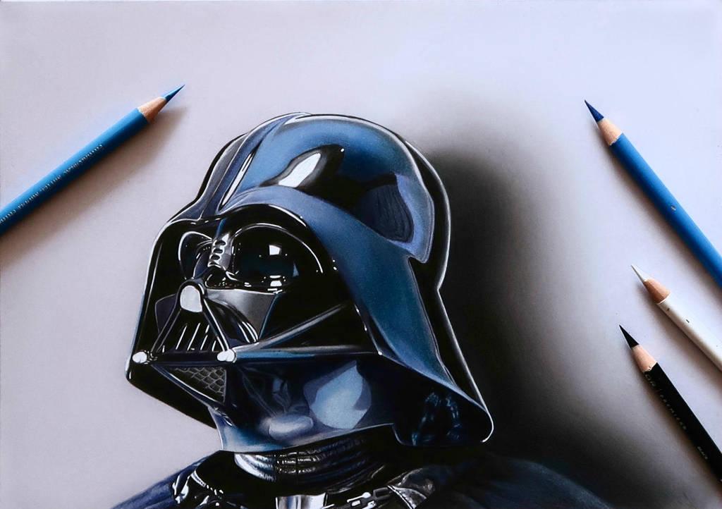 Darth Vader - Star Wars by Rajacenna