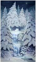 Winter dance by AM-Markussen