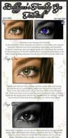 Fantasy Eye Tutorial! by evalunaofficial