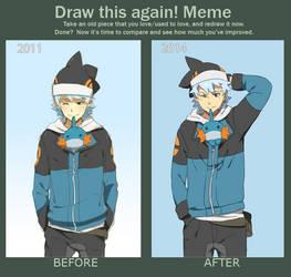 Progress meme thingy 2 by danzzila
