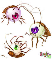 Eyeblattas by Penanggalan
