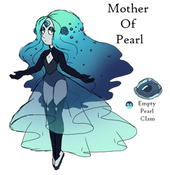 Mother Of Pearl by Points-for-Fritty
