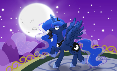 Child Of The Night by Points-for-Fritty