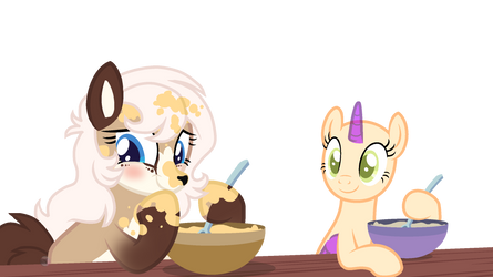 Collab with Cocoa by Points-for-Fritty
