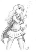 Magic girl by Epiroogu