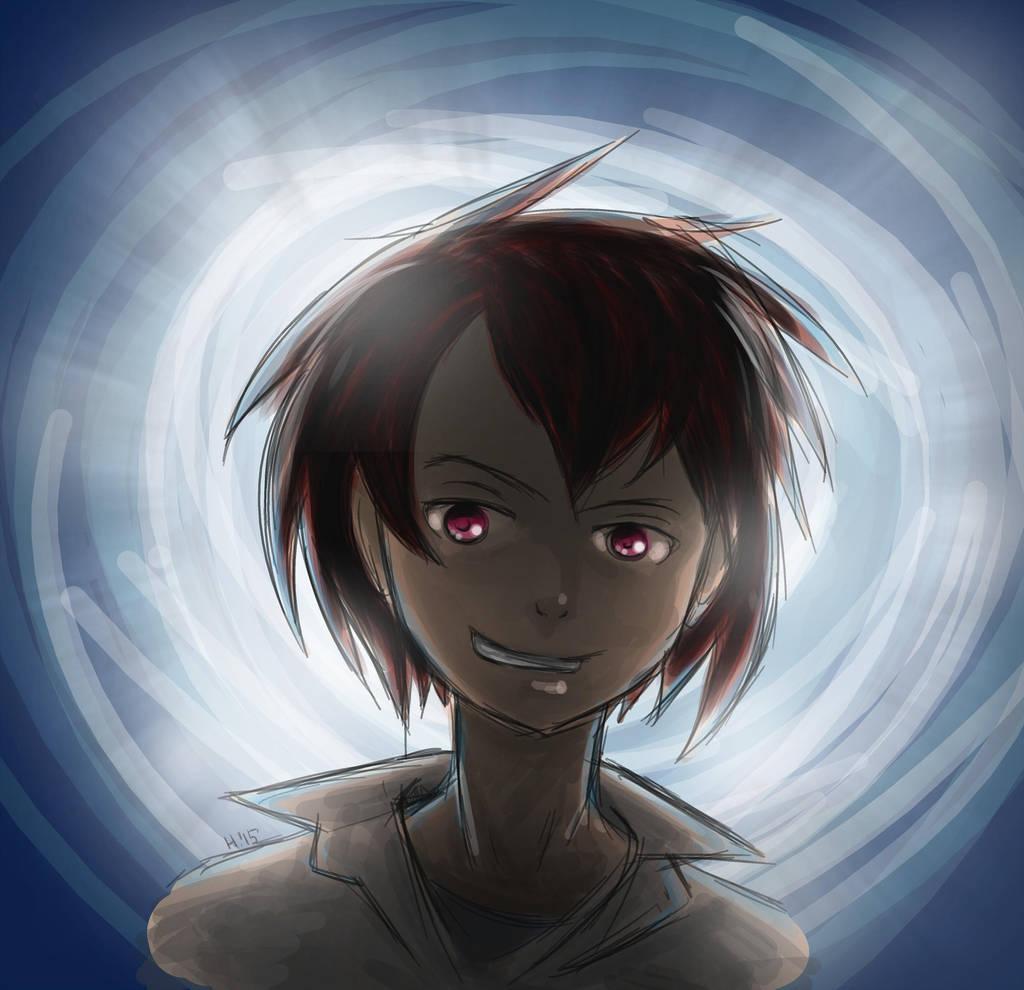 Boy with Shades by Epiroogu