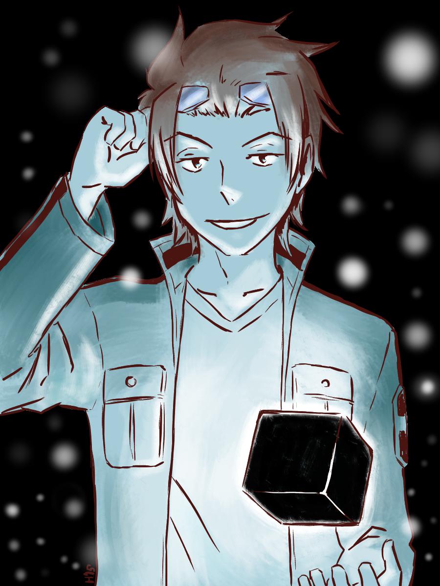 Yuichi Jin - talented elite! by Epiroogu