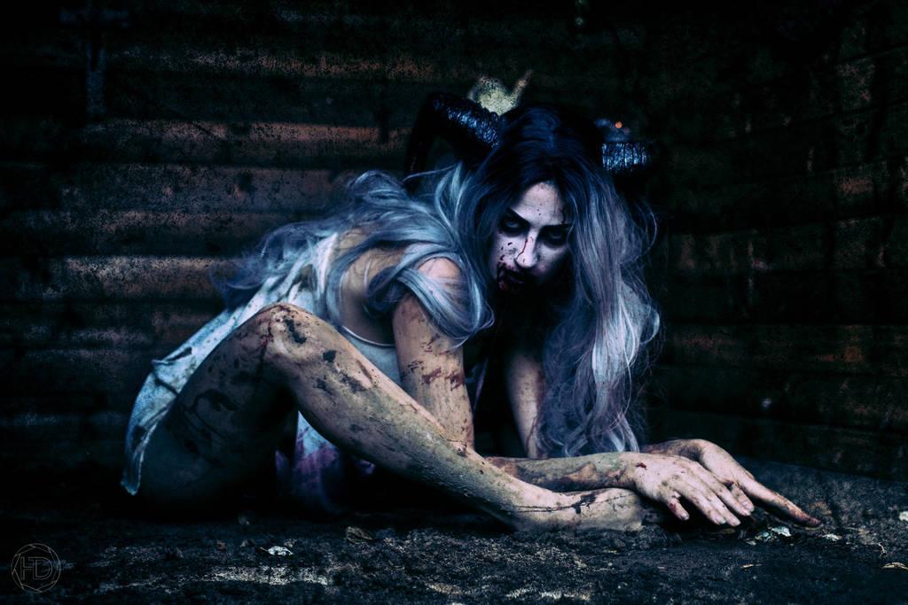 Devil inside by BloodSuccubus