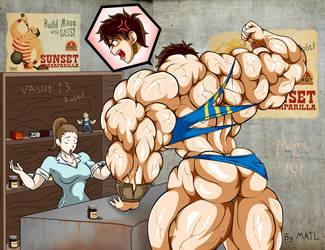 Fallout - Buffout side effects by MATL