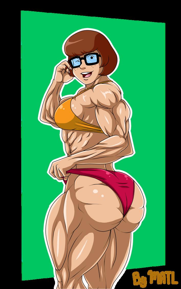 Velma Dinkley swimsuit by MATL
