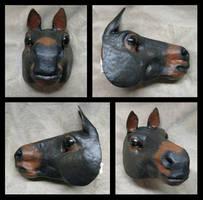 Horse Mask by Everruler