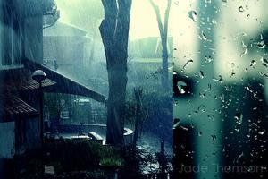 Rain set 1 by FairyUnique