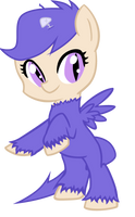 Adoption pony shadows 5 points (closed) by Veushei