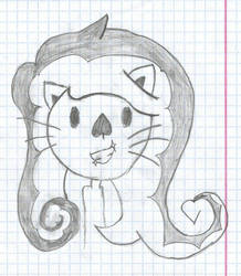 Kitty by Veushei