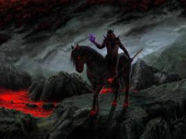 Nightmare rider by Keitaro333